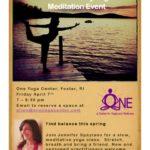 4/7 Free Community Yoga Class