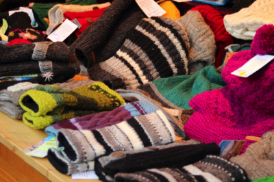 Hat, Mittens, Socks - Holiday Gift Giving